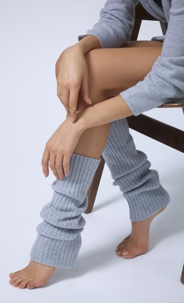 Cashmere Leg Warmers